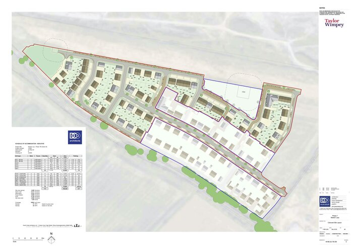 Image of Taylor Wimpey Newton Leys 7b proposal