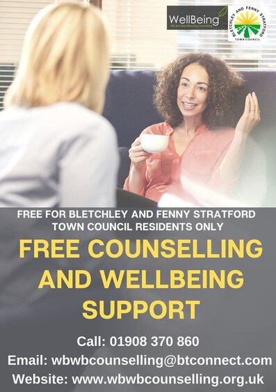 Image of Counselling poster